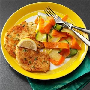 Ribboned Vegetables Recipe