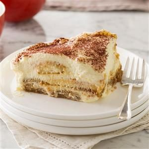 Rich and Creamy Tiramisu Recipe