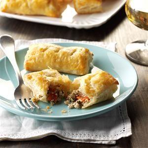 Easy ricotta puffs recipe