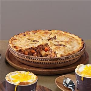 Roast Beef Potpie Recipe