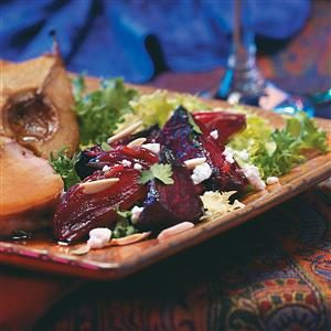 Roasted Beet Salad Recipe