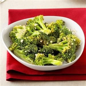 Roasted Dijon Broccoli Recipe