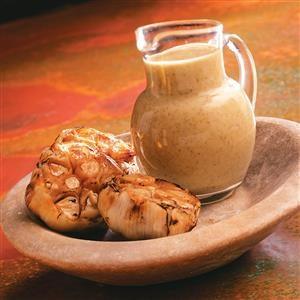 Roasted Garlic Vinaigrette Recipe