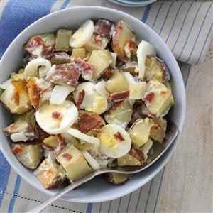 Roasted Red Potato Salad Recipe