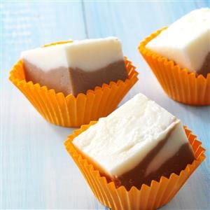 Root Beer Float Fudge Recipe