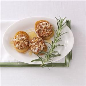 Rosemary Goat Cheese Bites Recipe photo by Taste of Home