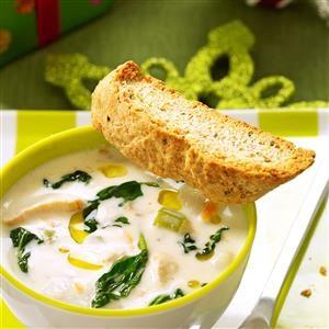 Rosemary-Parmesan Biscotti Recipe