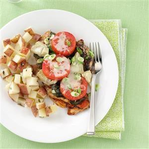 Rosemary-Thyme Potatoes Recipe