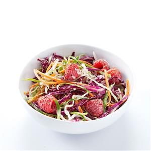 Ruby Raspberry Slaw Recipe