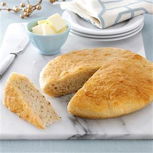 Rustic Country Bread Recipe