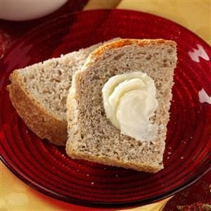 Rye Onion Bread Recipe