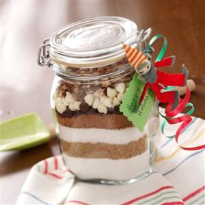 Sand Art Cake Mix : Sand Art Brownie Mix Recipe Taste of Home