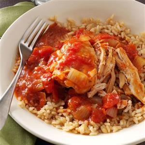 Saucy BBQ Chicken Thighs Recipe