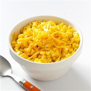 Sauteed Corn with Cheddar Recipe