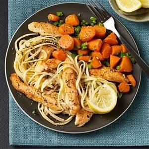 Sauteed Rosemary Carrots Recipe
