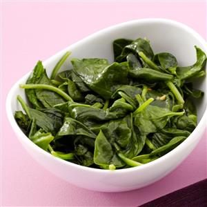 Sauteed Spinach Recipe