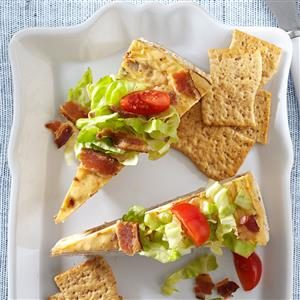 Savory BLT Cheesecake Recipe