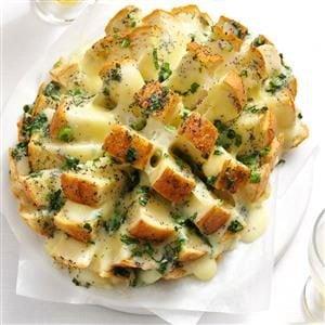 Savory Party Bread Recipe