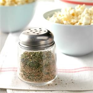 Savory Popcorn Seasoning Recipe