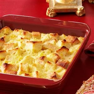 Scalloped Pineapple Side Dish Casserole Recipe