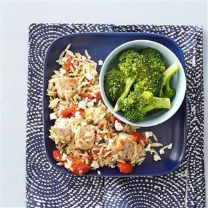 Seasoned Broccoli Spears Recipe