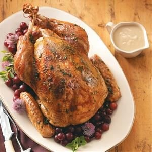 Seasoned Turkey Gravy