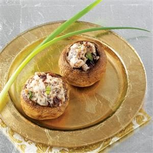 Sensational Stuffed Mushrooms Recipe