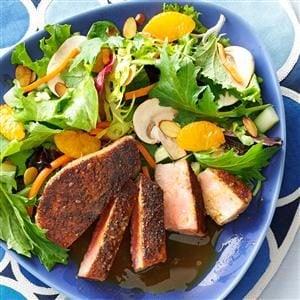 Sesame Tossed Salad Recipe