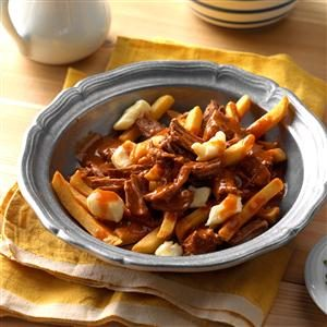 Short Rib Poutine Recipe