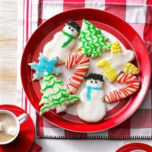 Shortbread Cutouts Recipe
