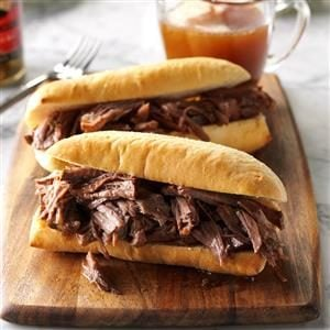 Shredded French Dip Recipe
