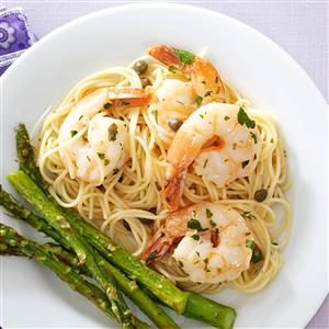 Shrimp Piccata Recipe