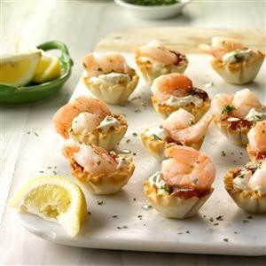 Shrimp Tartlets Recipe