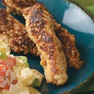 Simple Sesame Chicken Recipe
