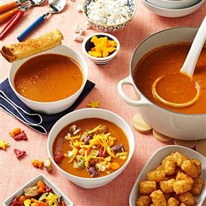 Simple Tomato Soup Recipe