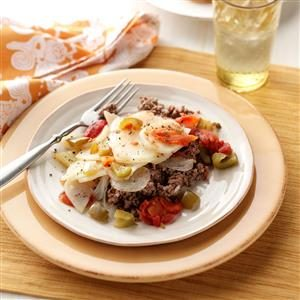 Six-Layer Dinner Recipe