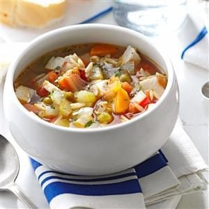 23 Healthy Soup Recipes