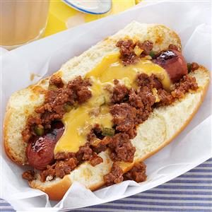 Sloppy Joe Dogs Recipe
