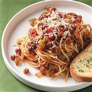 Slow-Cooked Beef Spaghetti Sauce Recipe