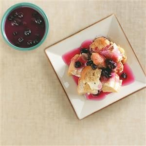 Slow-Cooked Blueberry French Toast Recipe