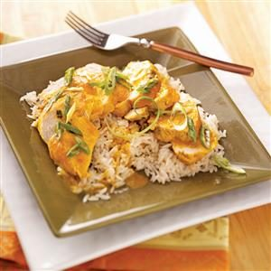 Slow-Cooked Curry Chicken Recipe