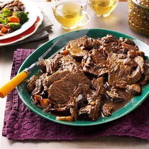 Slow-Cooked Hoisin Pot Roast Recipe