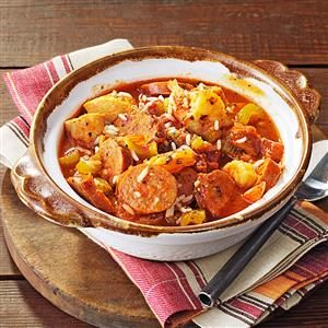 Slow-Cooked Jambalaya