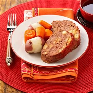 Slow-Cooked Meat Loaf Recipe