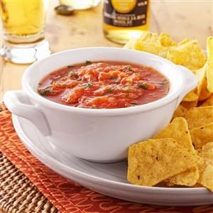 Slow-Cooked Salsa Recipe