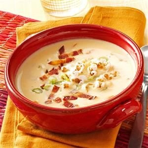 Slow-Cooked Savory Cheese Soup Recipe