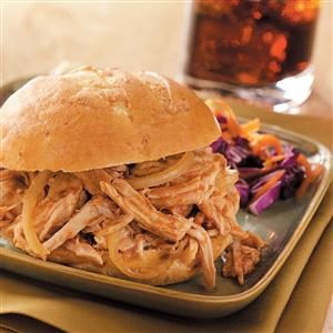 Slow-Cooked Shredded Pork