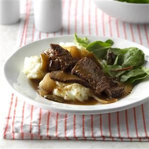 Slow-Cooked Sirloin Recipe