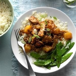 Slow-Cooked Sweet 'n' Sour Pork Recipe