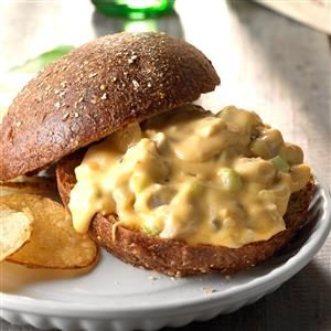 Slow-Cooked Turkey Sandwiches Recipe